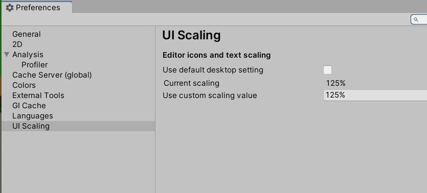 Unityの文字サイズを変更する(拡大する)