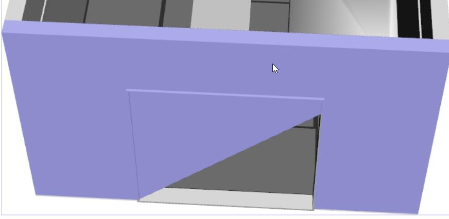 Blenderでブーリアンであけた穴がfbxにエクスポートすると崩れる場合の解決策